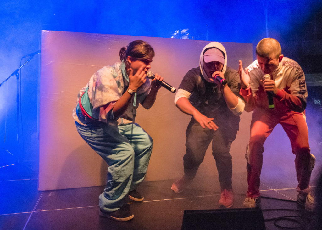 Yasei Crew festival transforme